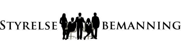 Styrelsebemanning - jämställd styrelse